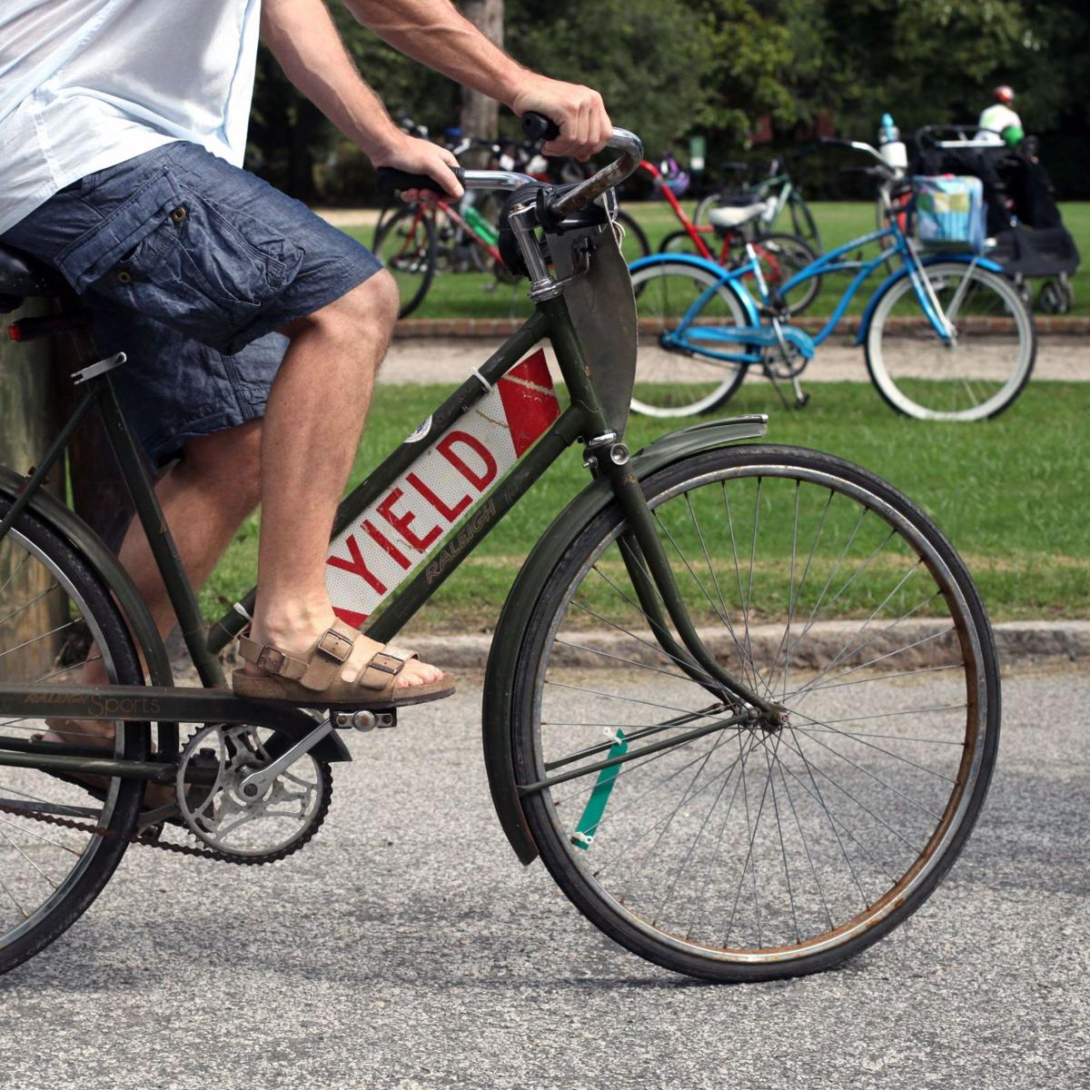 Bike Month is a wheel challenge