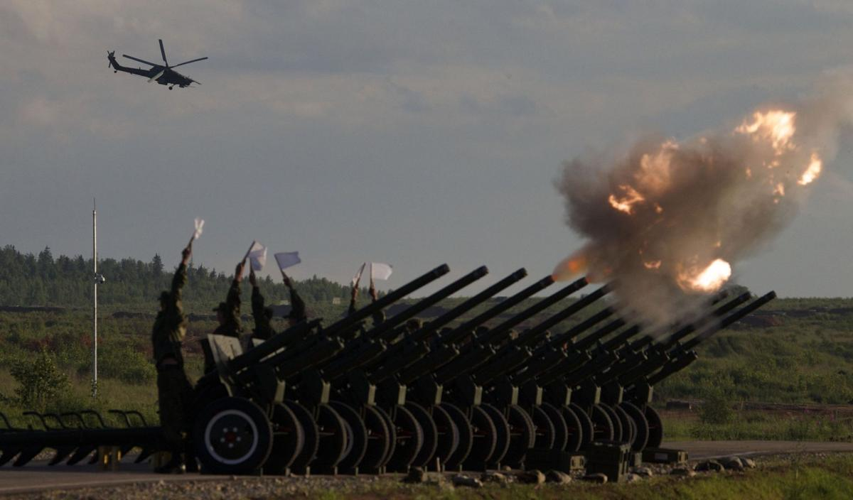 Beef up NATO's eastern defenses