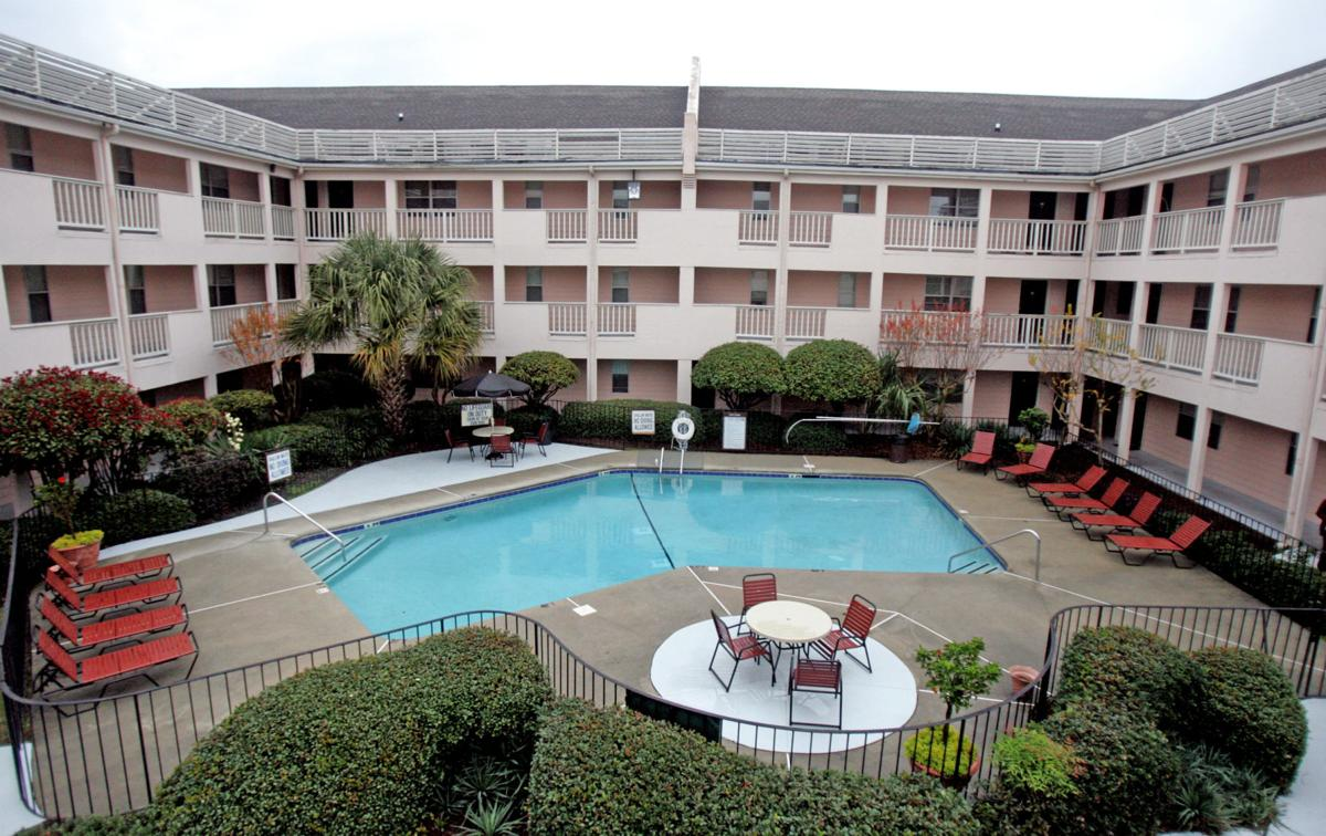 Board to consider request to demolish Charleston\'s Courtyards ...