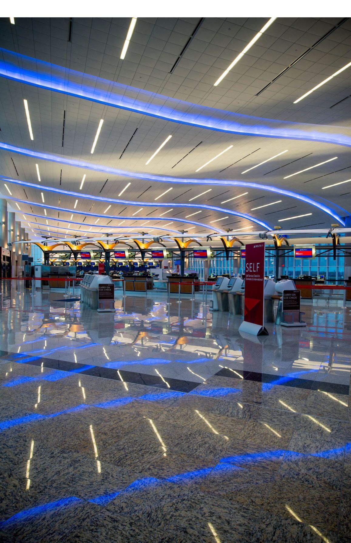 New terminal at Atlanta's Hartsfield-Jackson airport to open