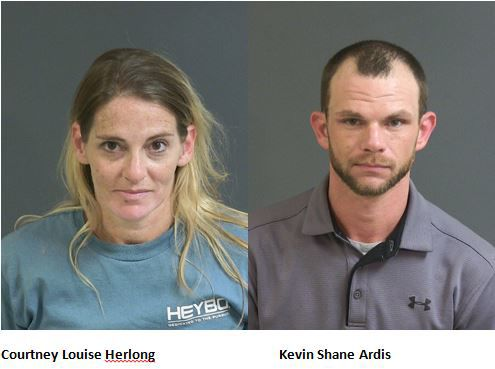 Courtney Louise Herlong and Kevin Shane Ardis