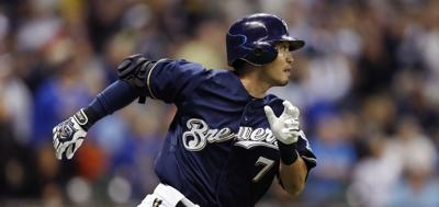Brewers bounce Braves