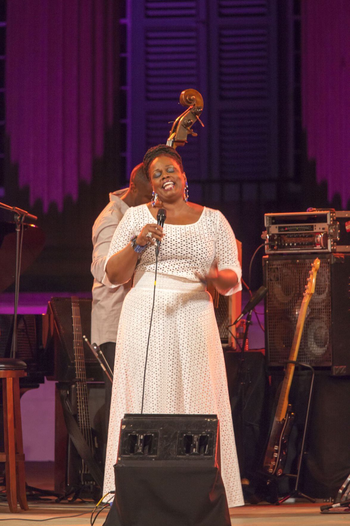 Five-time Grammy Award-winner, delivers blues, soul in jazz series