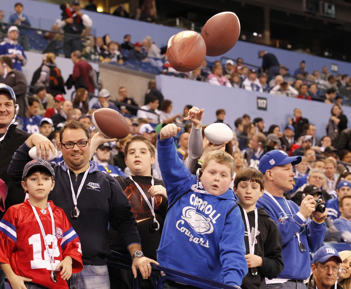 Super Bowl circus: At media day for the big game, wacky questions are the norm