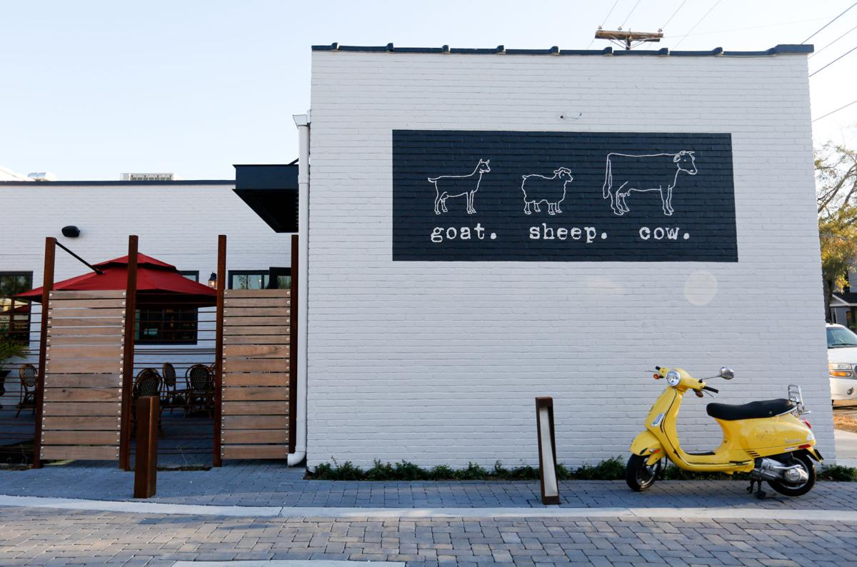 Chef Amalia Scatena lands at goat.sheep.cow north after leaving ...