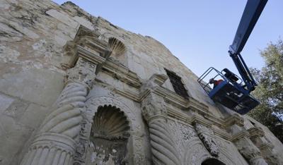 Restoring The Alamo