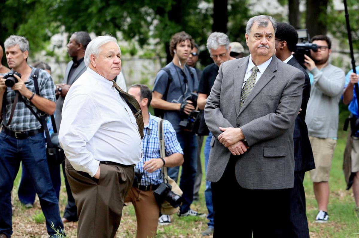 N. Charleston police ask for federal scrutiny