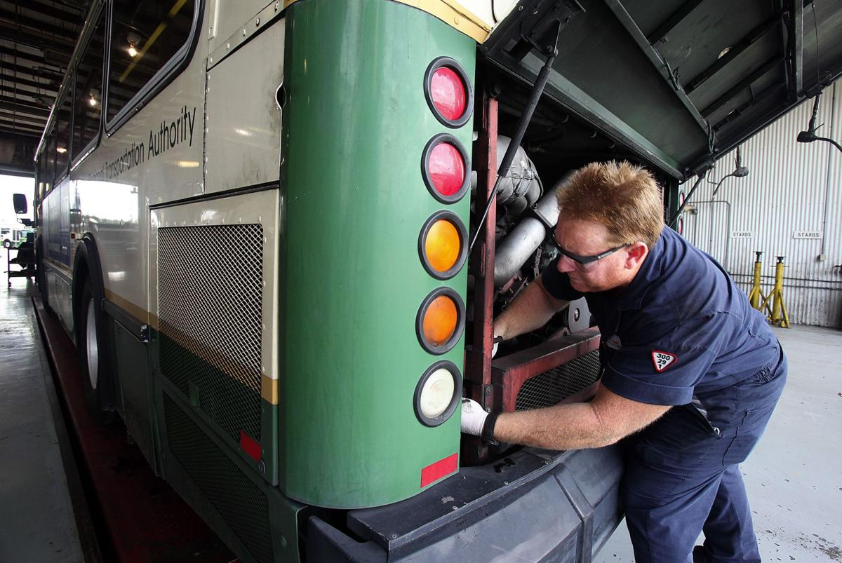 Are less-smelly buses on way?