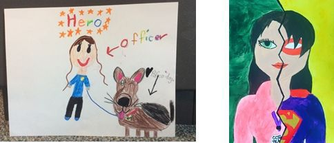 Charleston County student art contest winners recognized