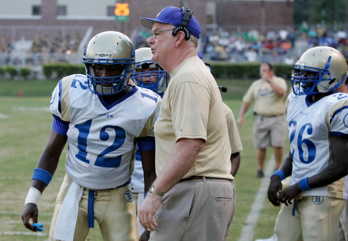 Brown resigns as Spring Valley football coach