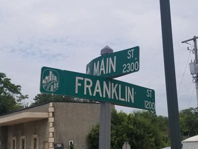 Main St and Franklin Columbia