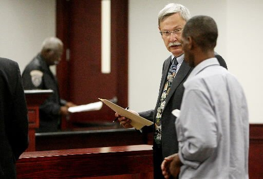 Public defender is one busy guy