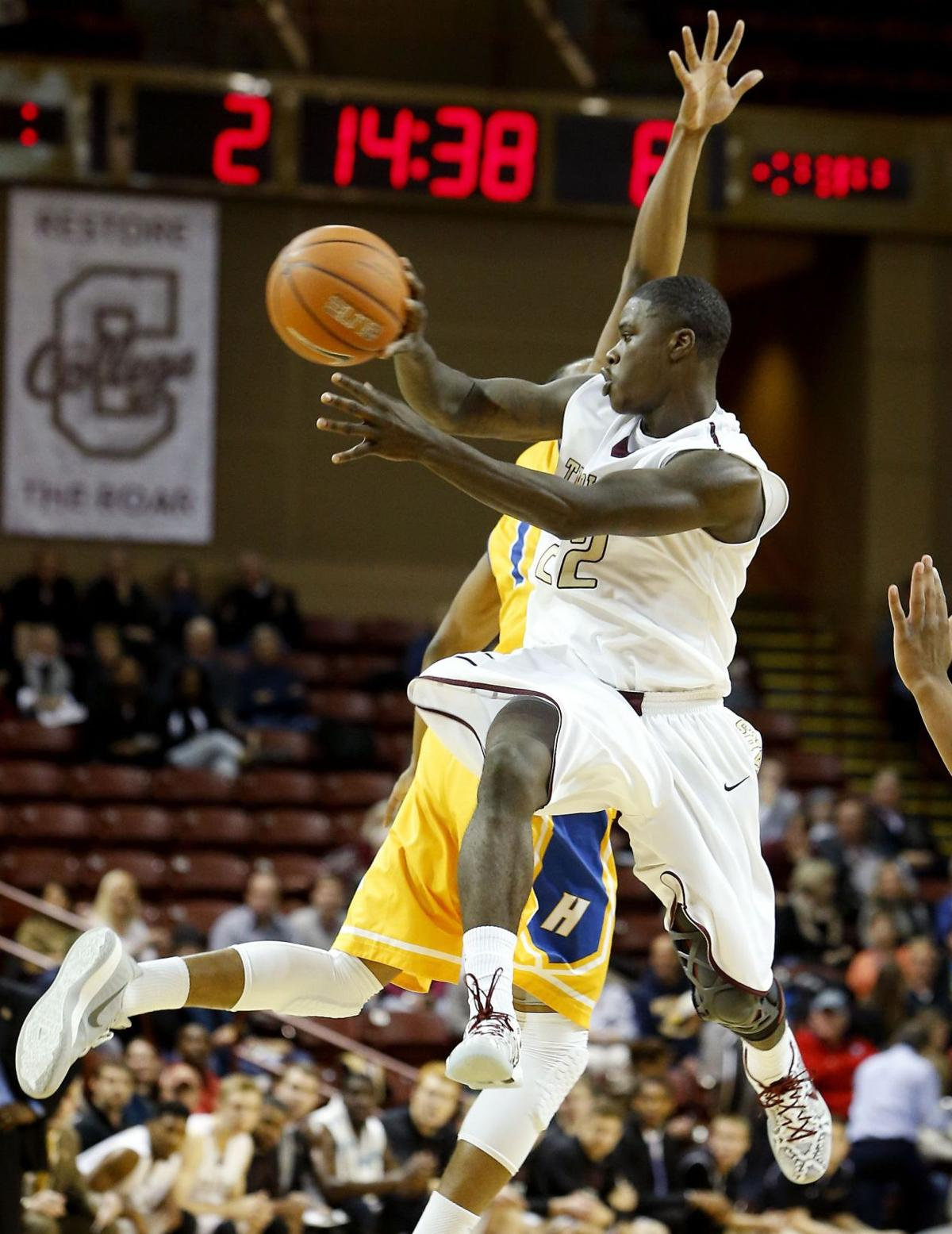 College of Charleston's Earl Grant, Cougars remain positive despite recent skid