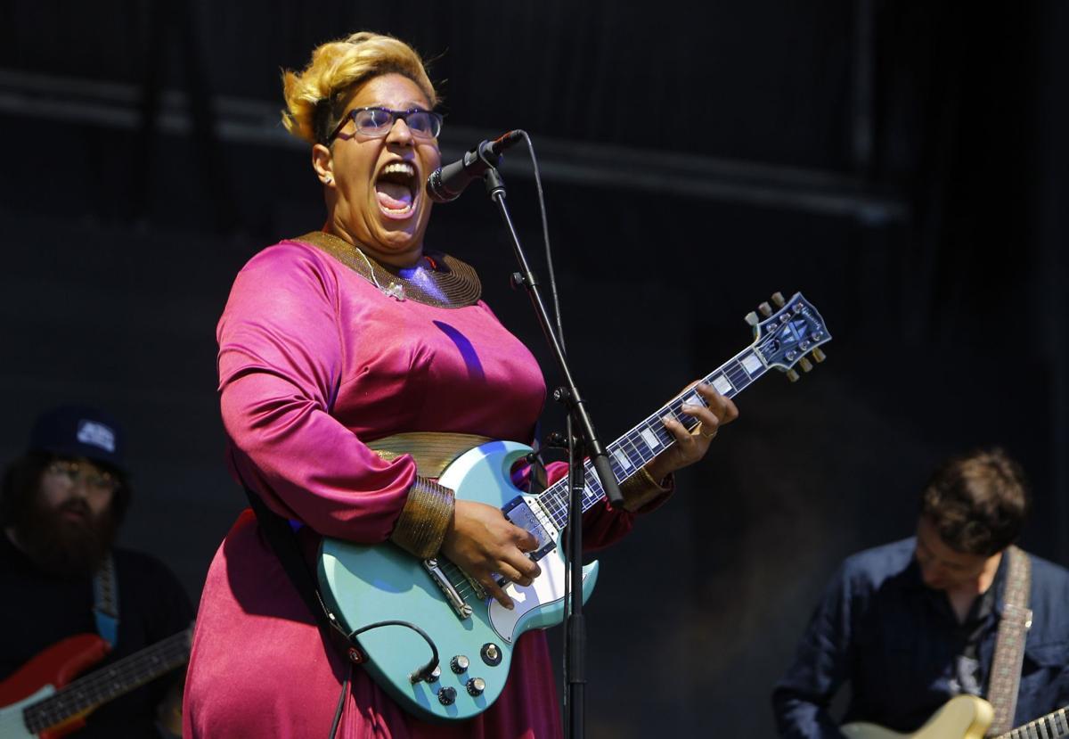 Alabama Shakes brings Grammy Award-winning act to Volvo Car Stadium this weekend