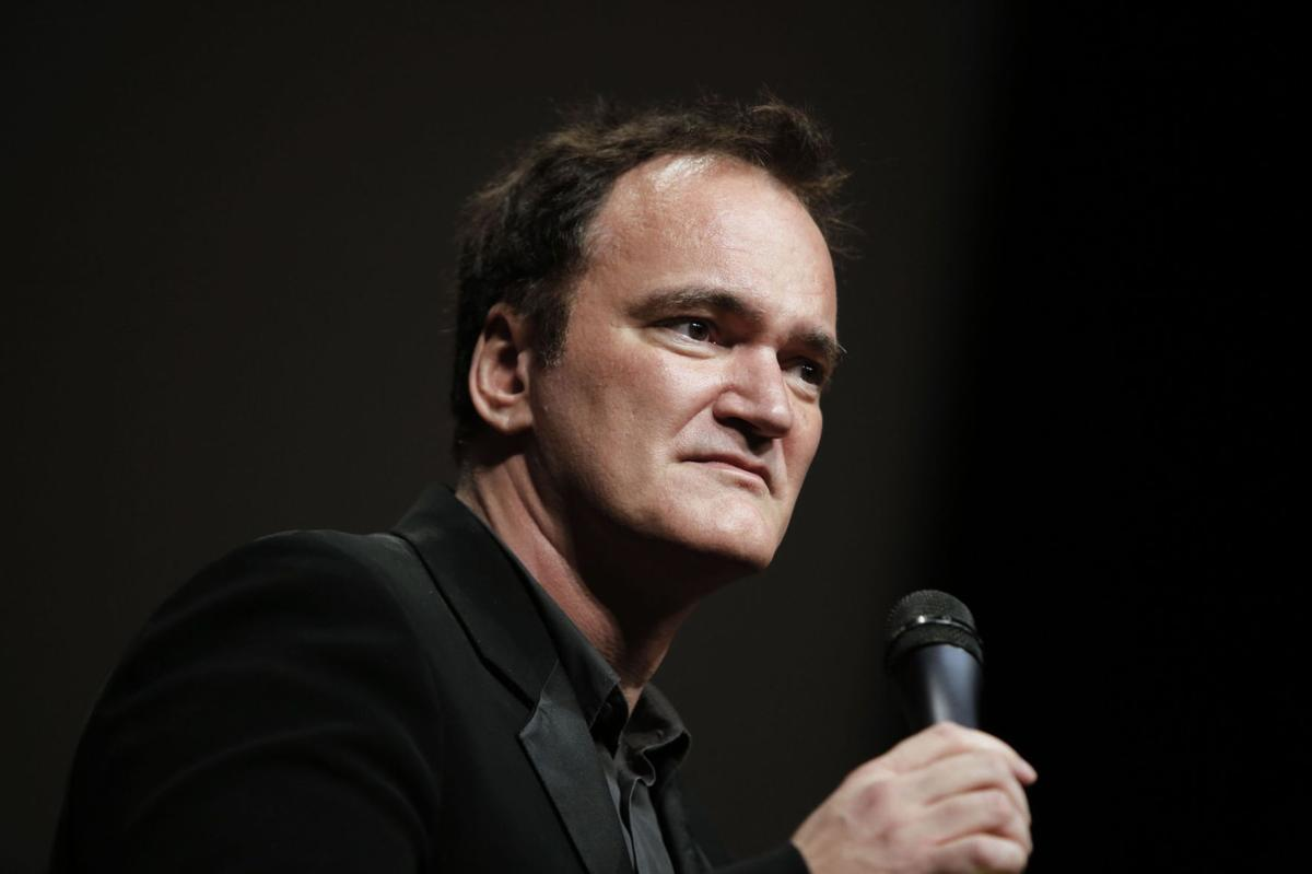 Quentin Tarantino sues Gawker website over leaked script for 'The Hateful Eight'