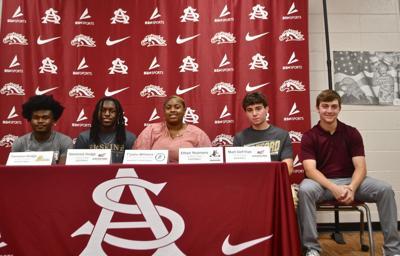 South Aiken signing