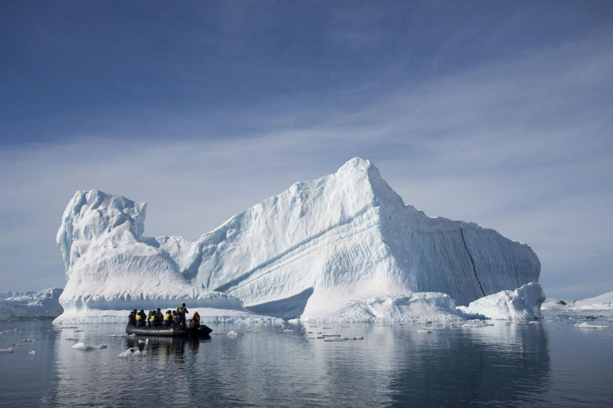 Antarctica tourism concerns growing