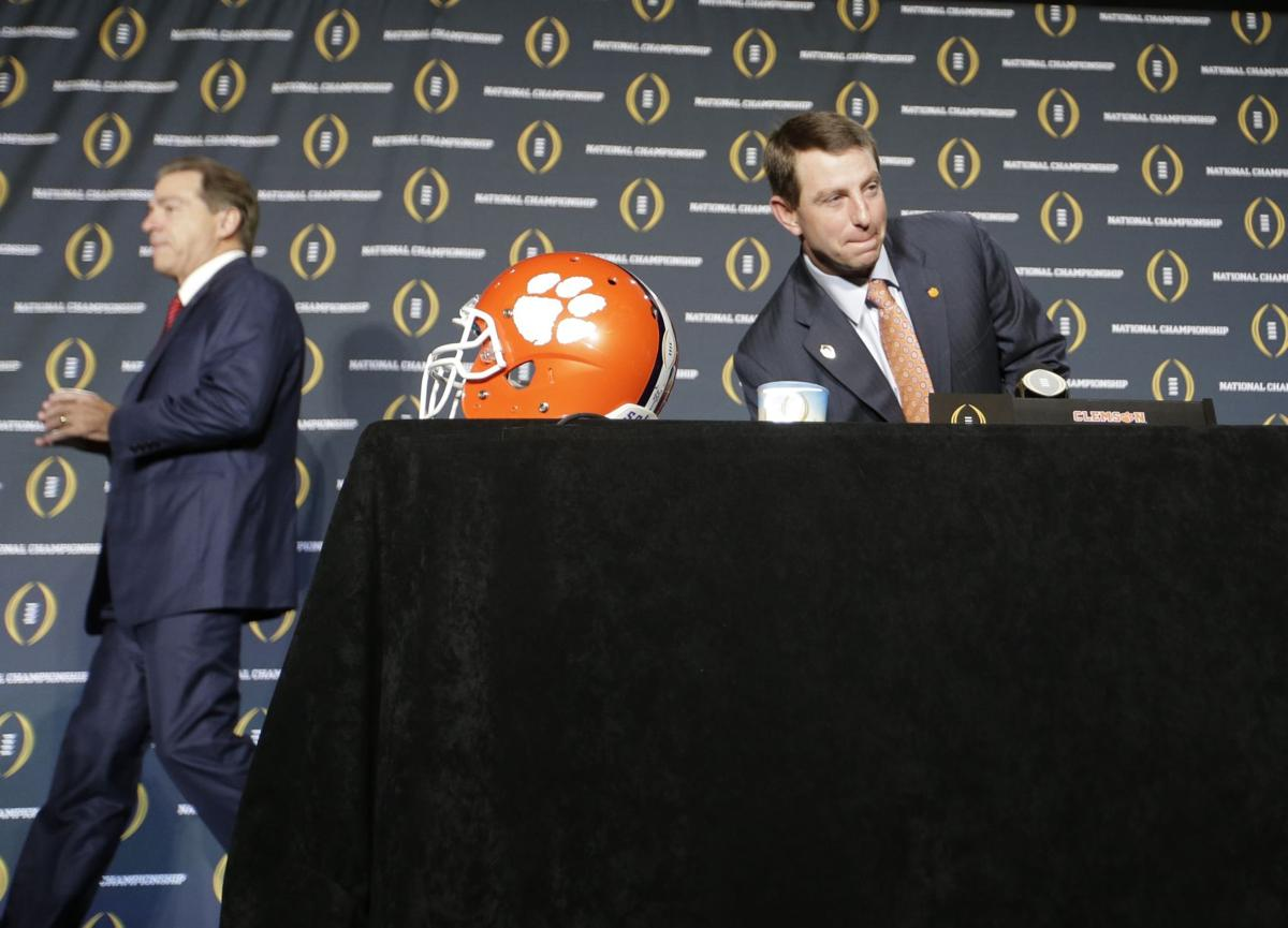10 at 10: What Dabo Swinney had to say about Auburn, high expectations and his job security