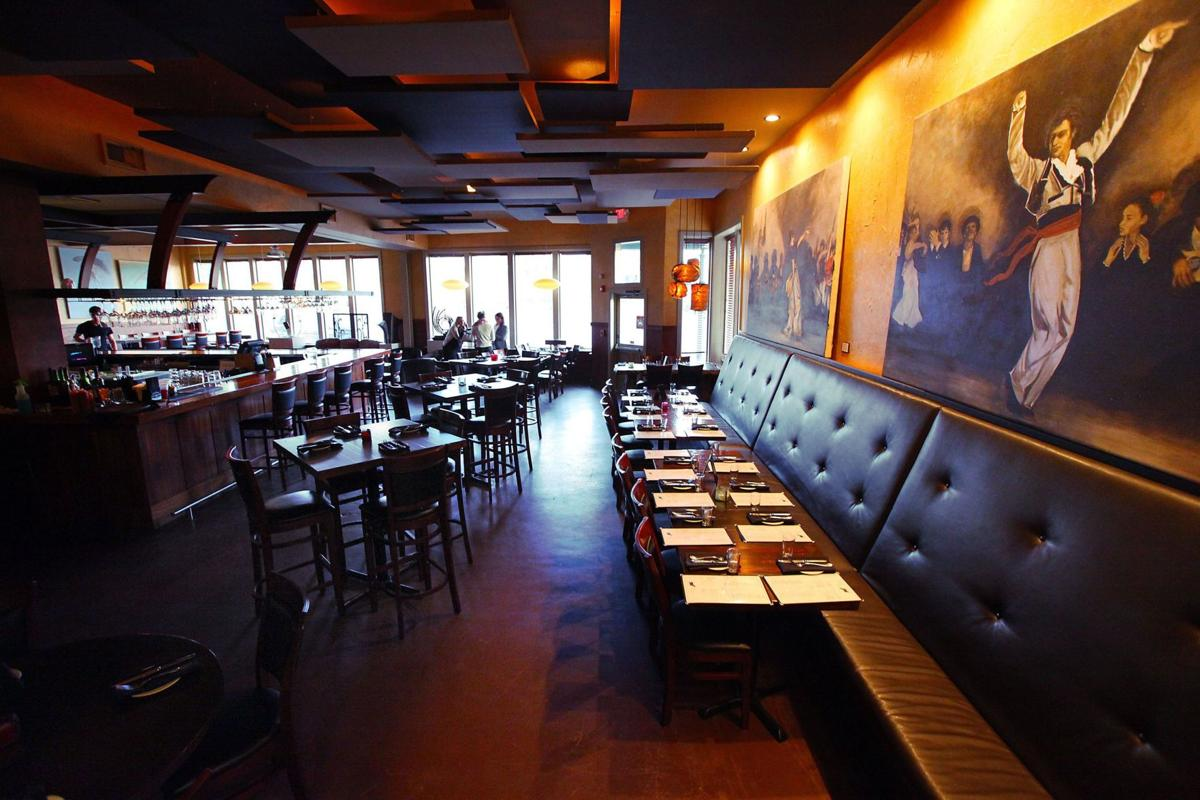 Forked path Solving readers' dining-out dilemmas Finding a place to dine for a large group