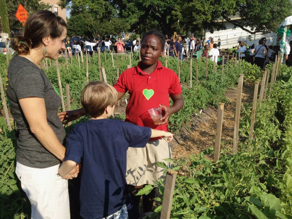 Green Heart harvest Garden project hosts third annual dinner at Mitchell Elementary