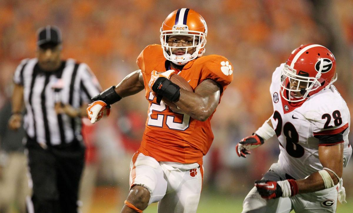 A persistent underdog, Clemson's 'Hot Rod' McDowell motivated by grandpa's loss, brother's love