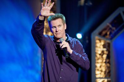 Brian Regan The two sides of stand-up comic Brian Regan coming to the PAC