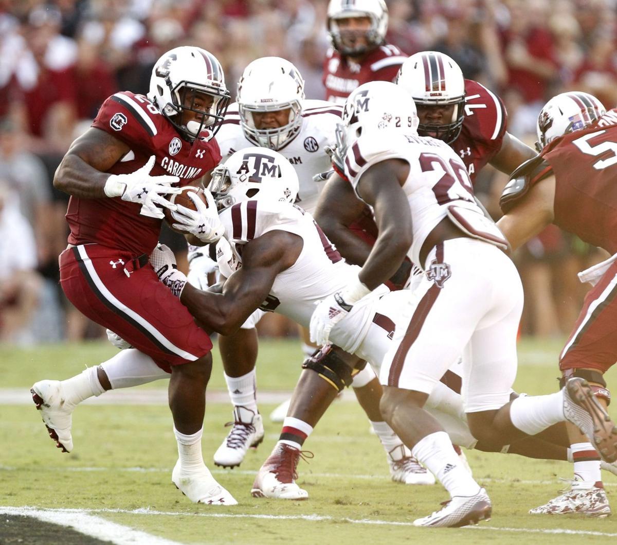 USC running back Davis 'doubtful' against East Carolina