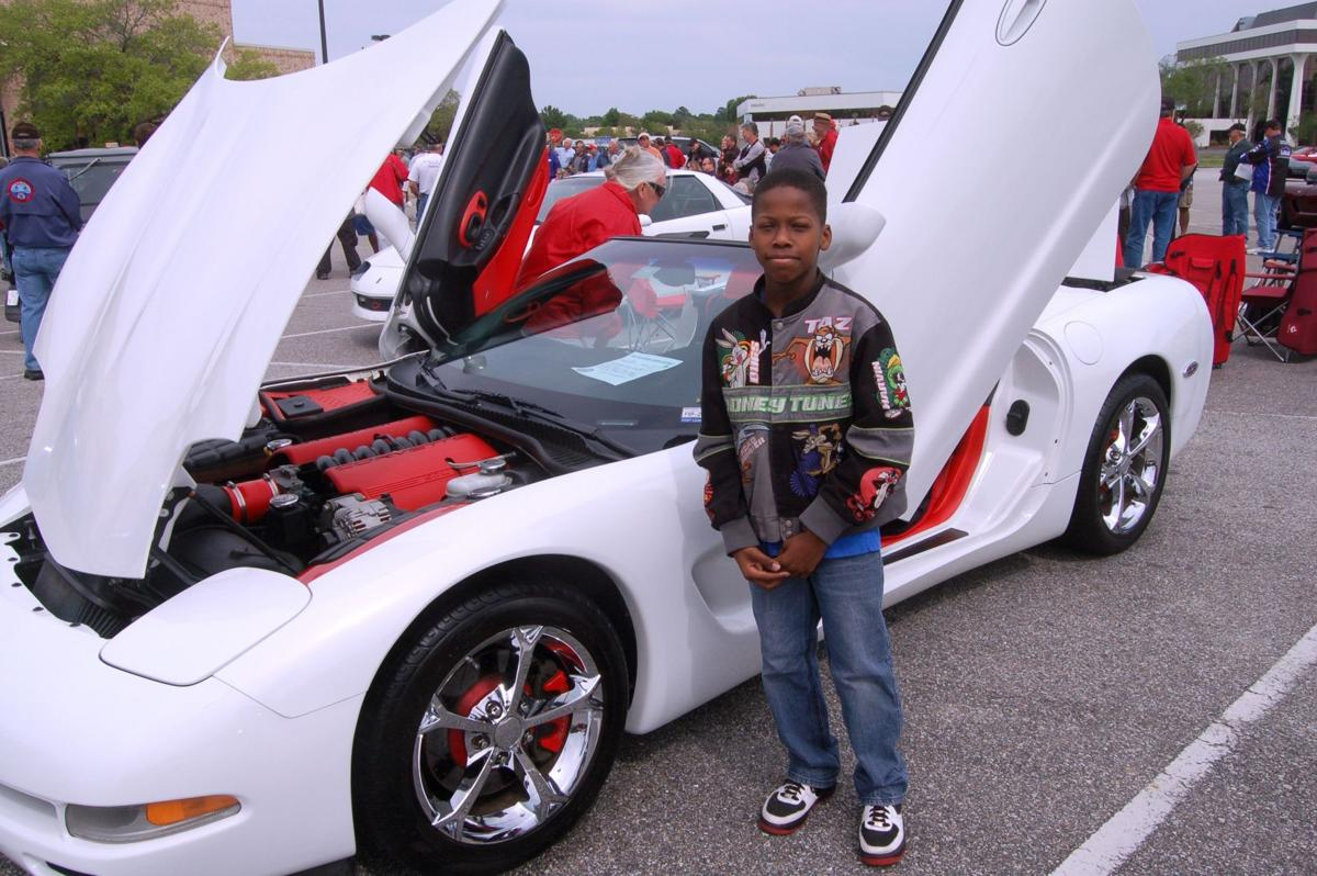 Large showing marks first all-Corvette show in new West Ashley locale
