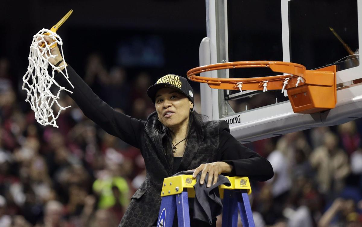 Gamecocks' coach Dawn Staley has mixed feelings on rules changes