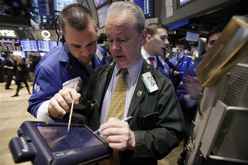 Stocks soar on Europe hopes, strong housing starts