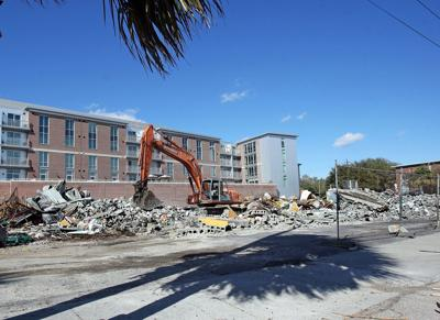 Work begins on delayed Charleston hotel project