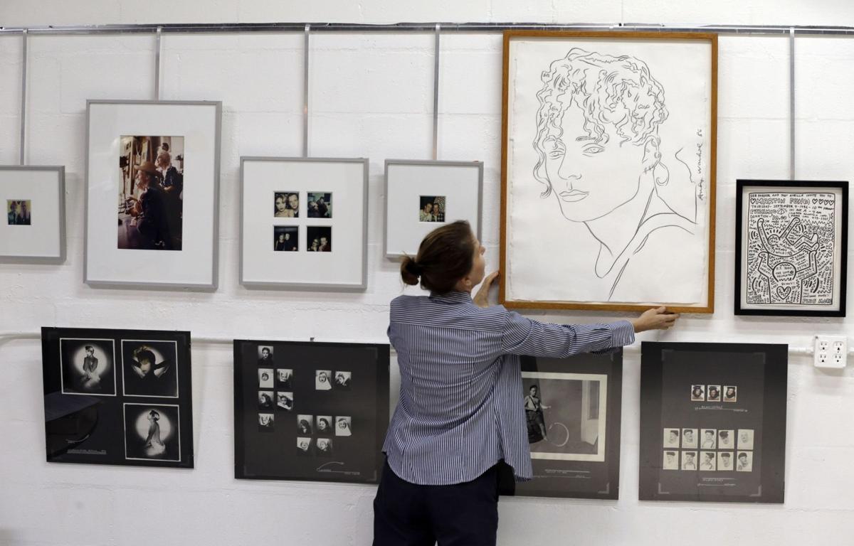Trove of 1980s Madonna pop culture awaits auction