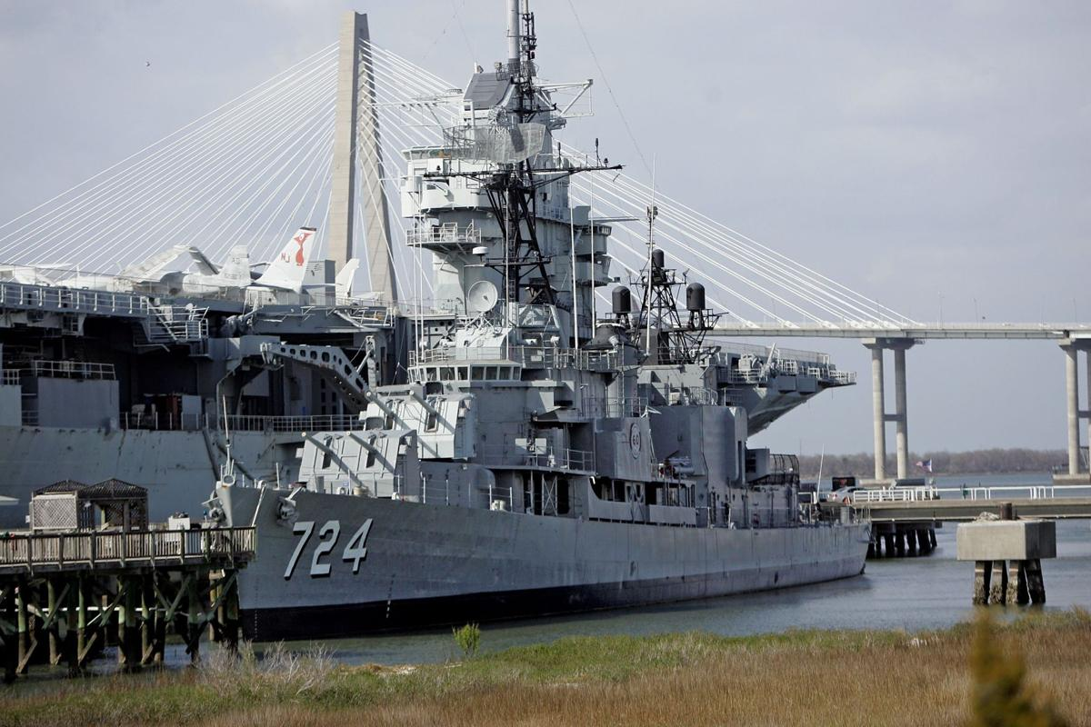State Panel Oks Patriots Point Plan To Repay Ship Repair