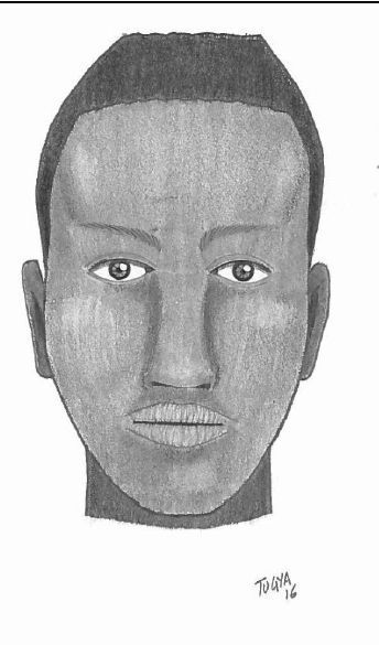 Charleston police release sketch of teen wanted in Anson Street armed robbery