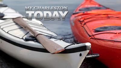 My Charleston Today: Kayaking for breast cancer awareness