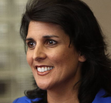 Poll: Haley leads in governor race