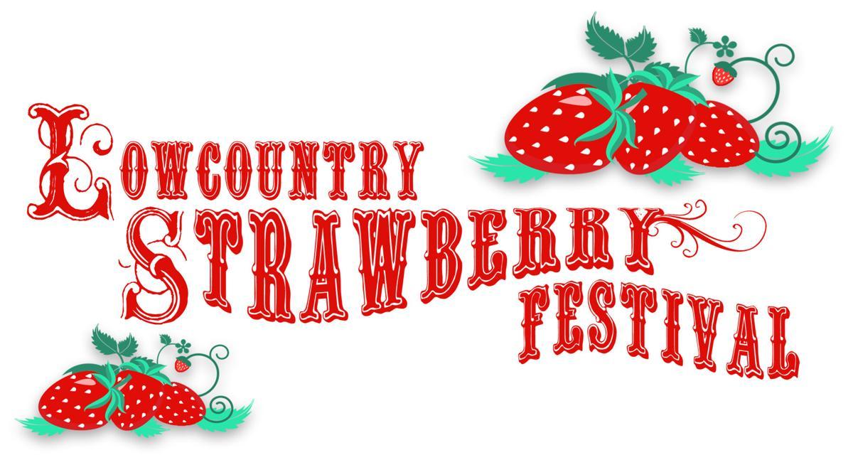 Lowcountry Strawberry Festival Logo
