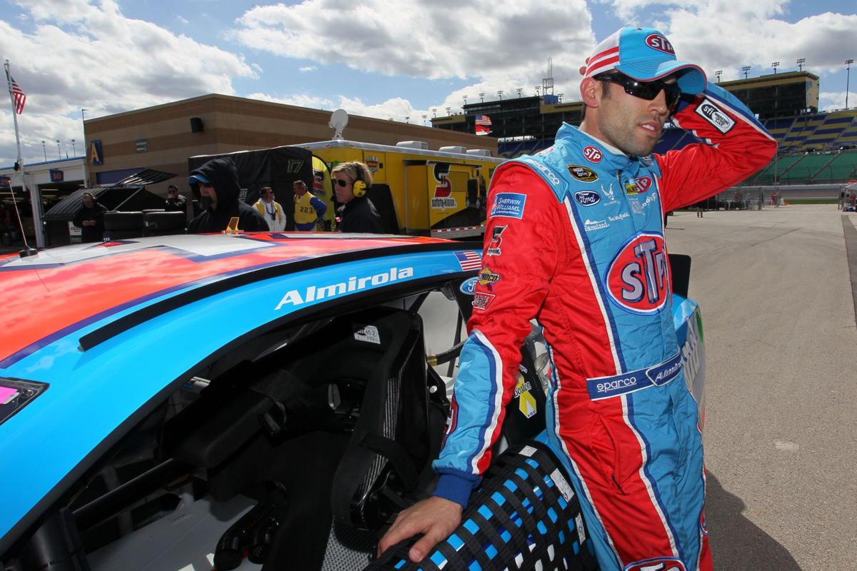 Almirola looking to stay red hot