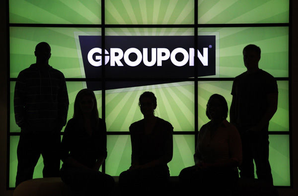 Business Briefs: Groupon's loyalty pitch aimed at repeat users