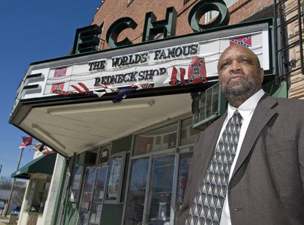 Judge rules Klan shop belongs to black church