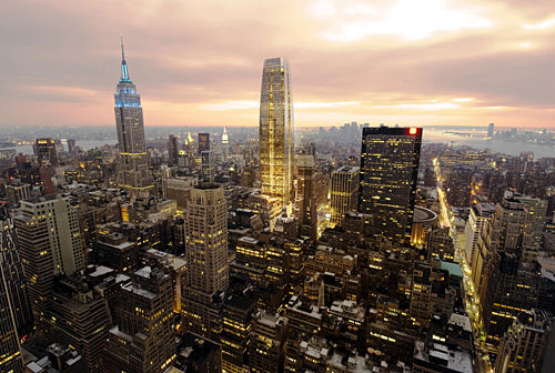 Building would change NYC's iconic skyline