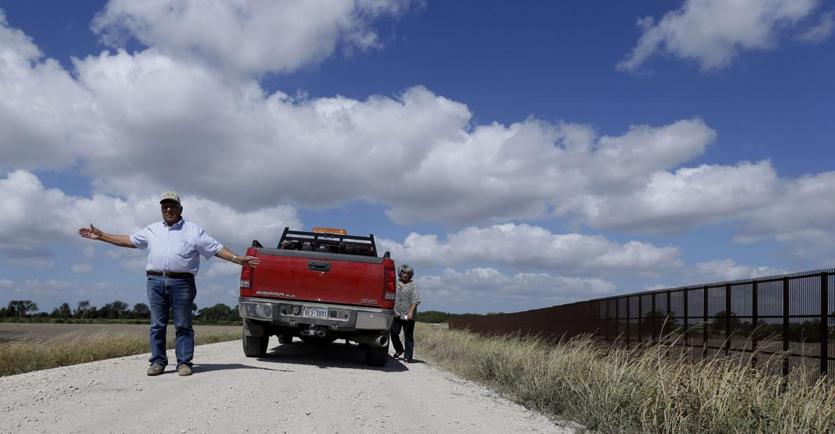 Border landowners say they were shortchanged