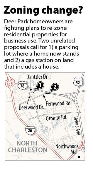 Vote on controversial gas station creates rift on North Charleston City Council