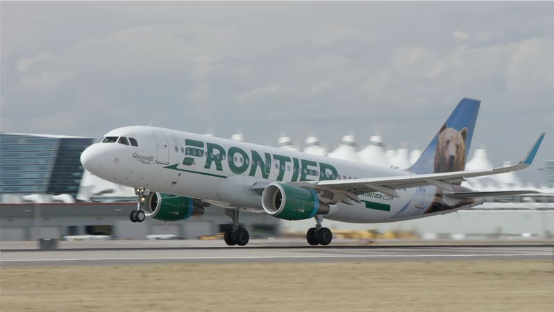 Frontier Airlines adds 4 new destinations from Colorado Springs Airport