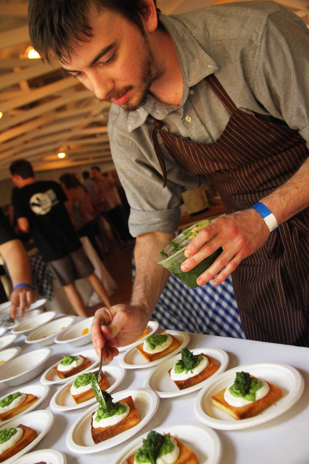 Eat like a local at Chef's Potluck held by Lowcountry Local First