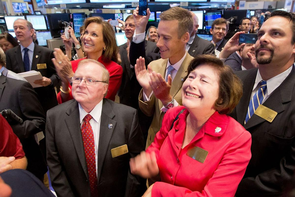 Re/Max surges in 1st day of trading on the NYSE