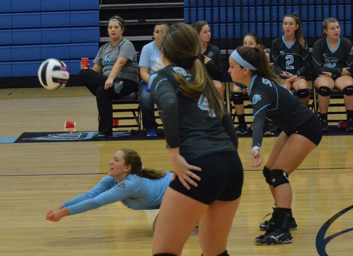 St. James volleyball