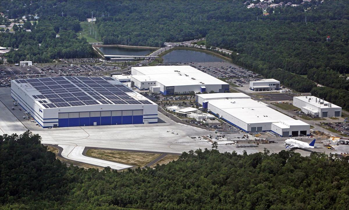 N. Chas. to be Boeing IT hub Streamlining plan to benefit area