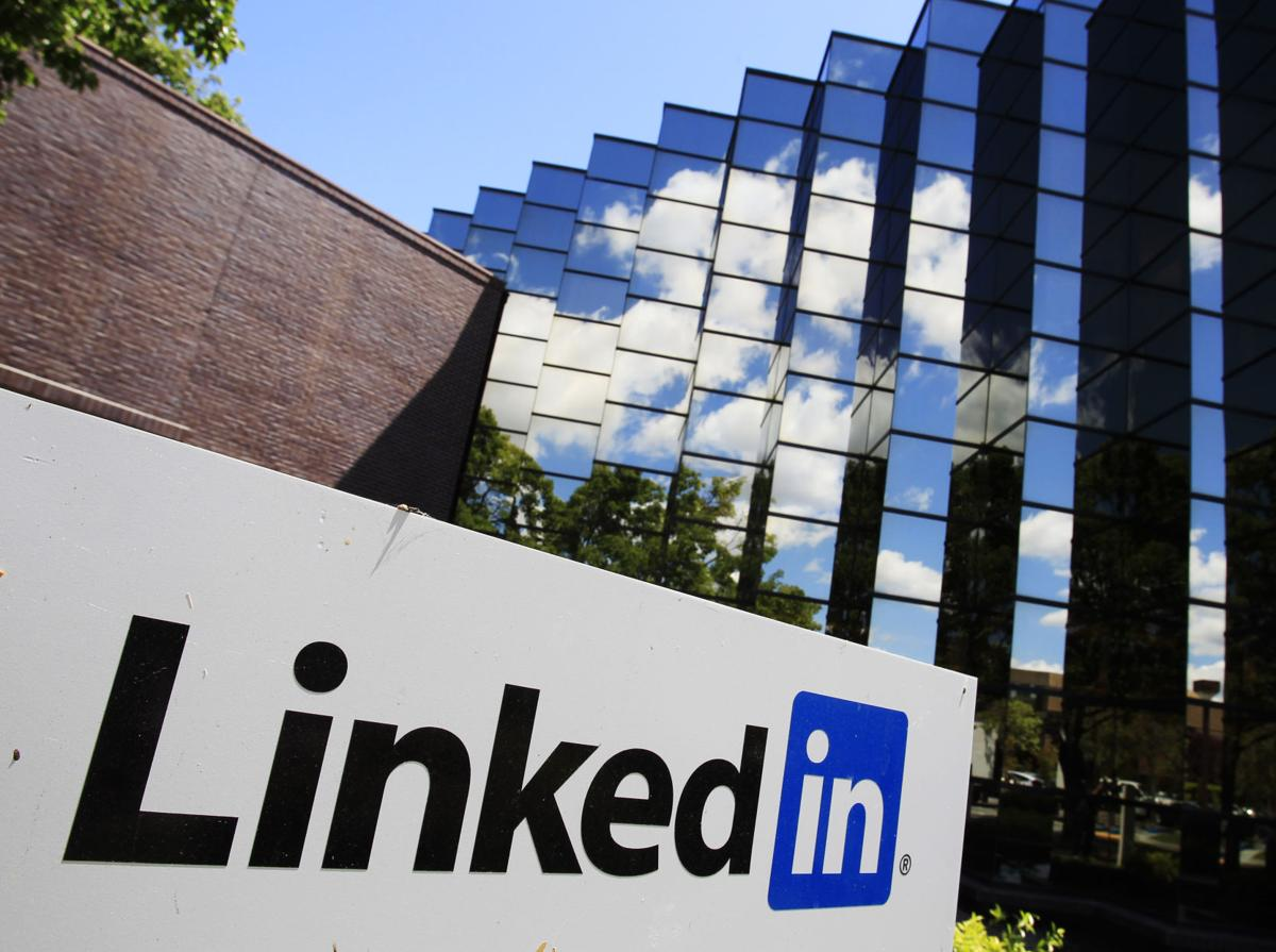 Don't get too personal with information on LinkedIn