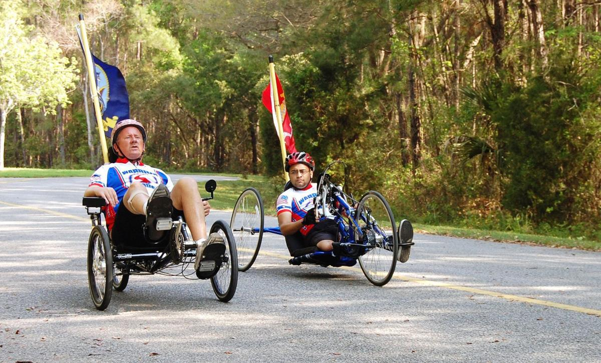 Warrior Ride brings soldiers to Lowcountry
